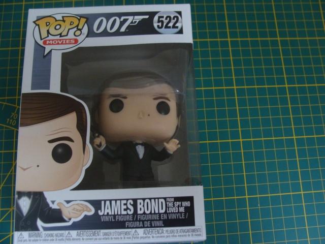 James Bond Funko