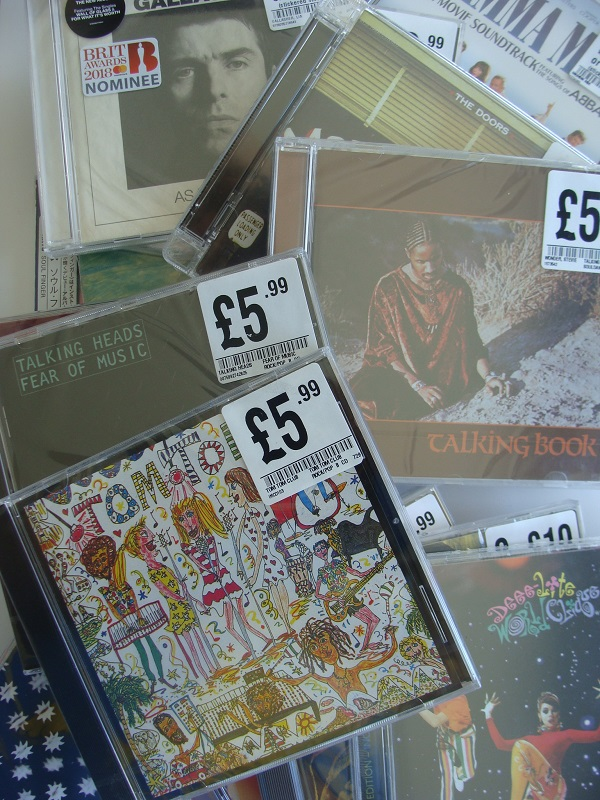 CD overload London Haul