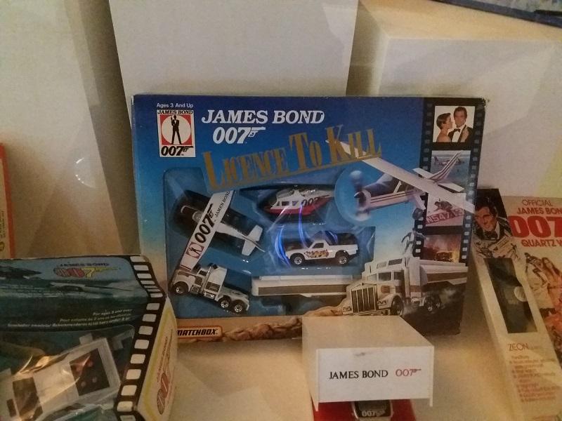 Bond In Motion merchandise