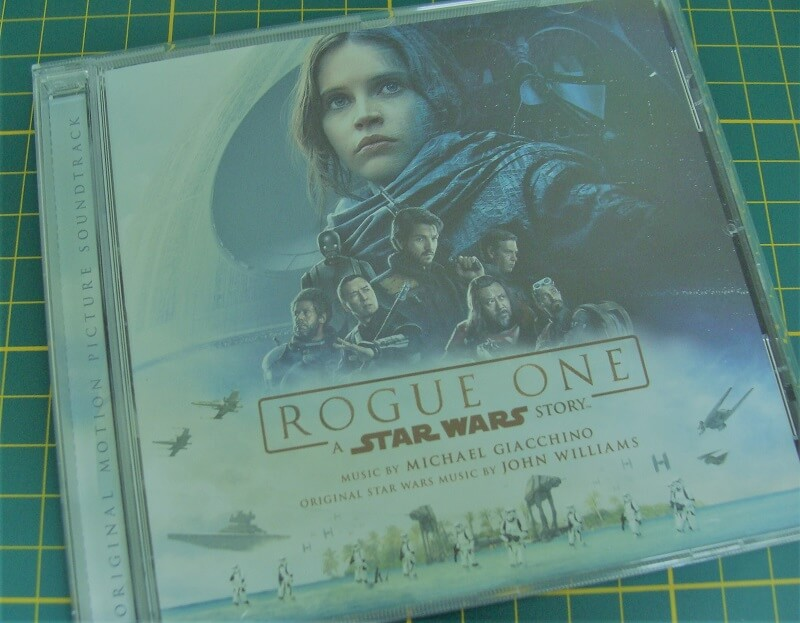 Star Wars A Rogue One Story Soundtrack