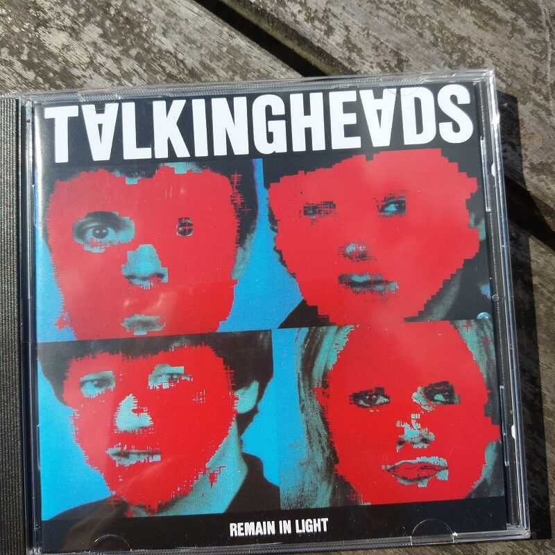 Remain In Light Talking Heads
