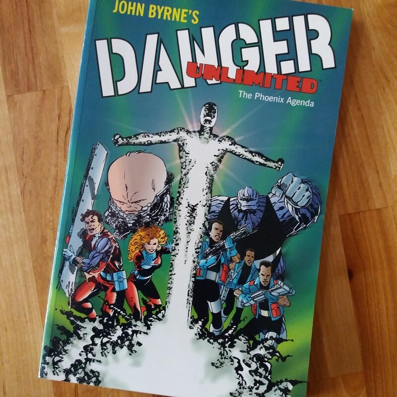 John Byrne Danger Unlimited