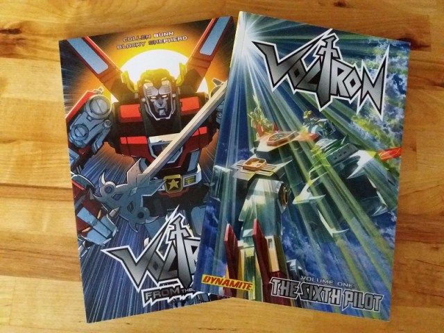 facts 2018 haul Voltron tpb