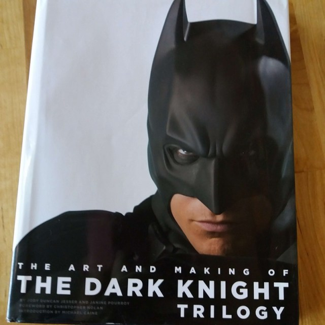 Art of The Dark Knight Trilogy boeken