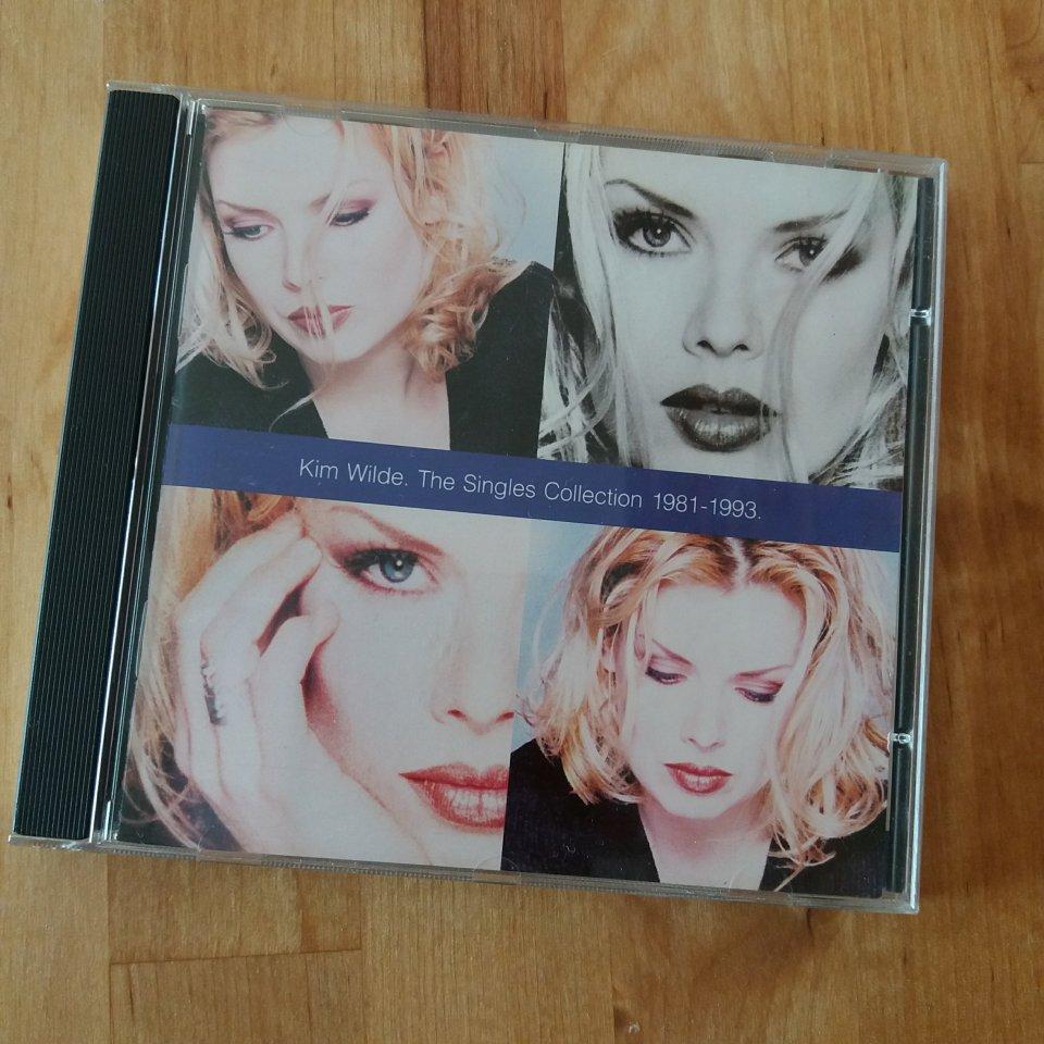 Kim Wilde Greatest Hits muziek 80s