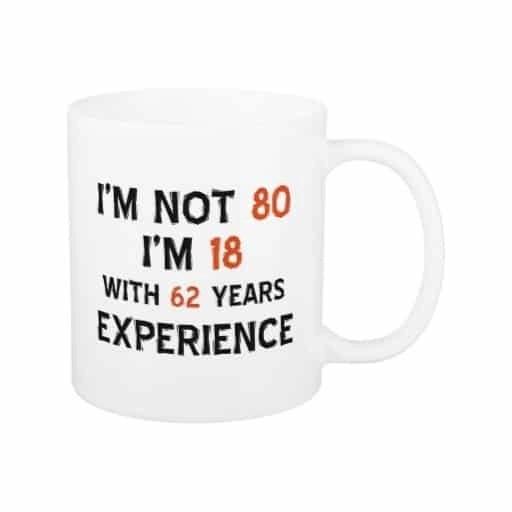 Gift Ideas For Men Turning 80