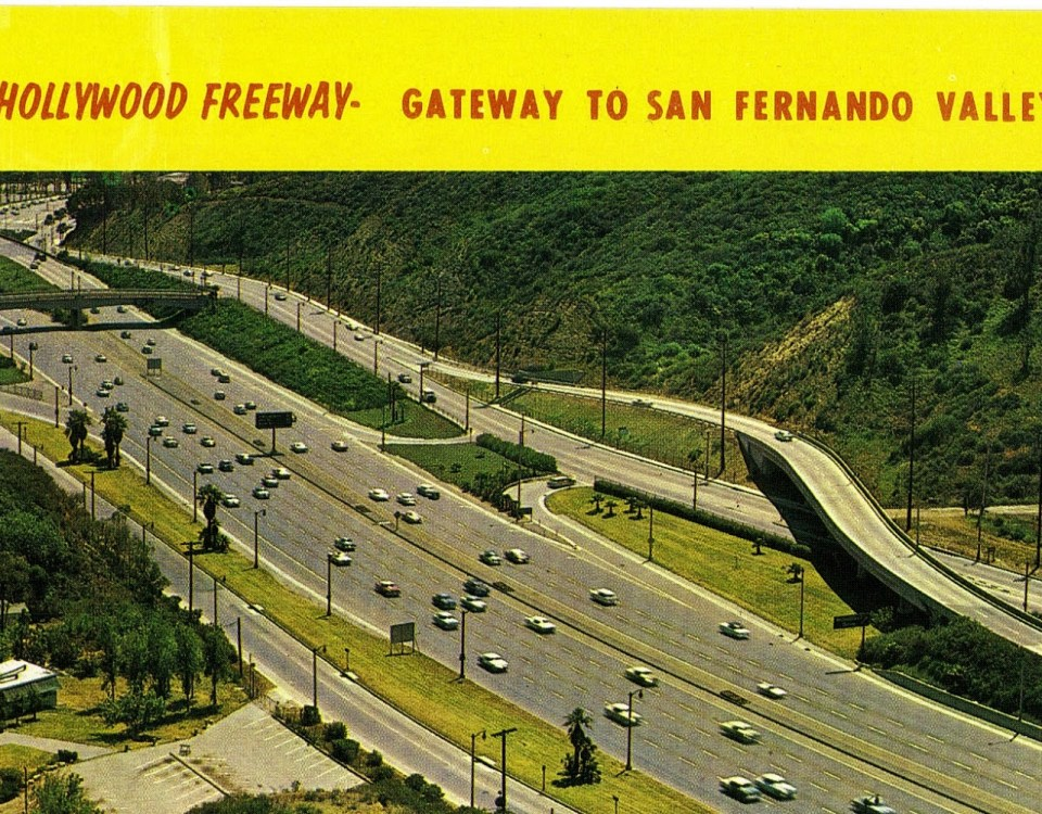 Hollywood Freeway