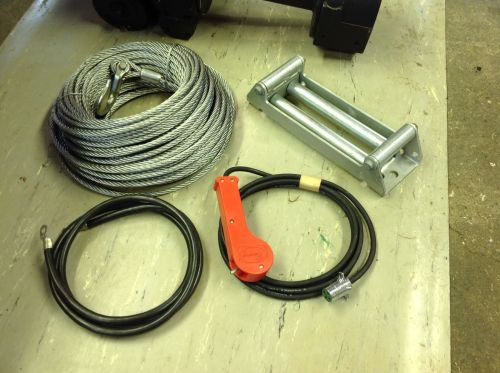 small resolution of below are some close up pictures of the nos new old stock ramsey 2001 winch and nos mounting kit used on 0152 yes an nos ramsey winch and mounting kit