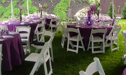 chair rentals philadelphia walmart dining room tables and chairs 82 rents services chester county tents events party landscape construction