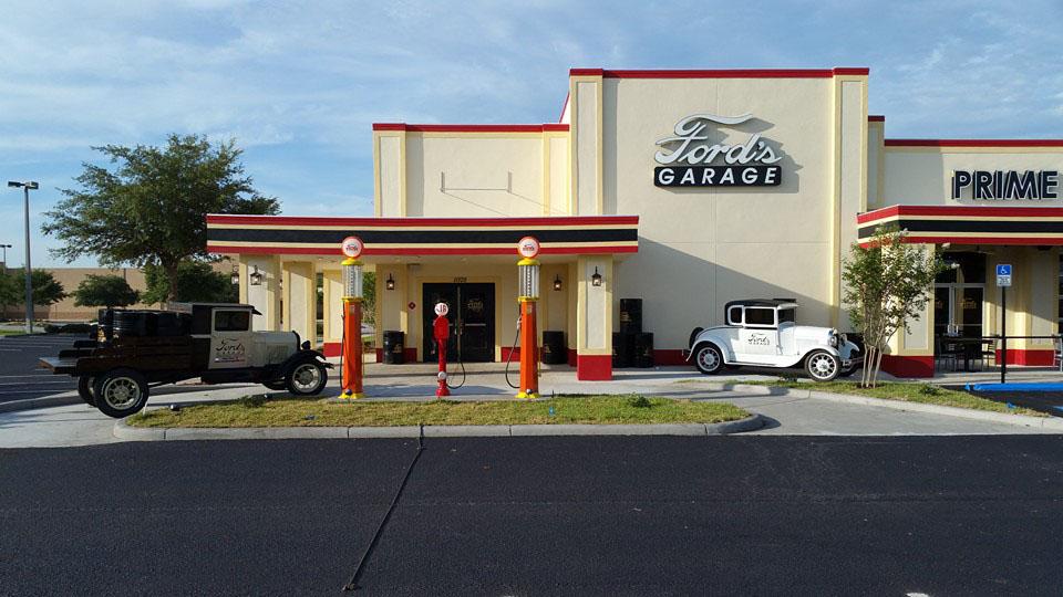 Fords Garage restaurant acquires Rowdies Den plans