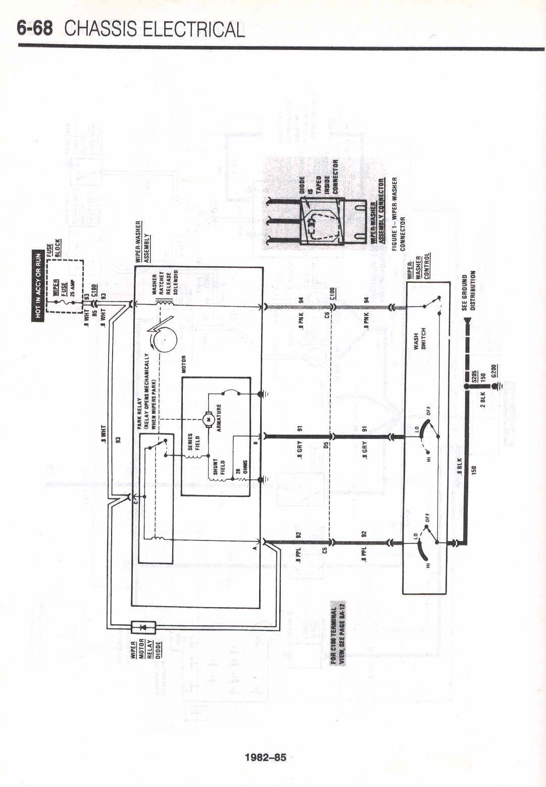 hight resolution of electric choke wiring diagram 84 caprice wiring diagram third level car info one wire electric choke