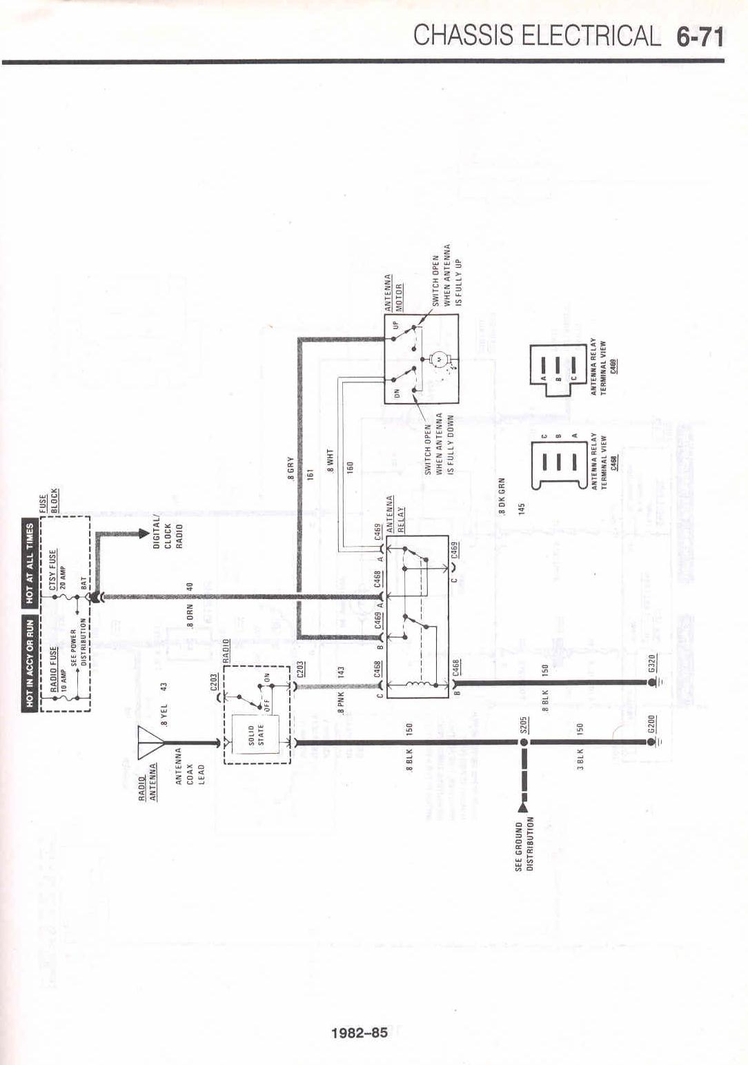 85 K5 Wiper Switch Wiring Diagram Relay Wiring Diagram