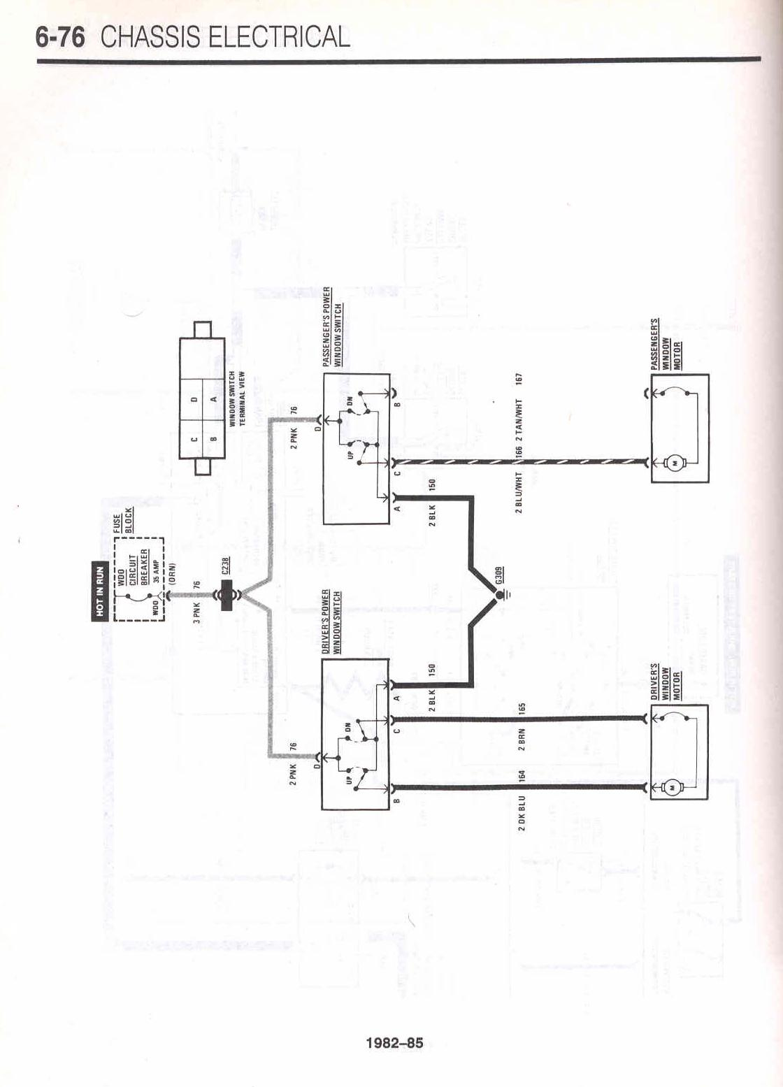 1974 Camaro Wiring Diagram