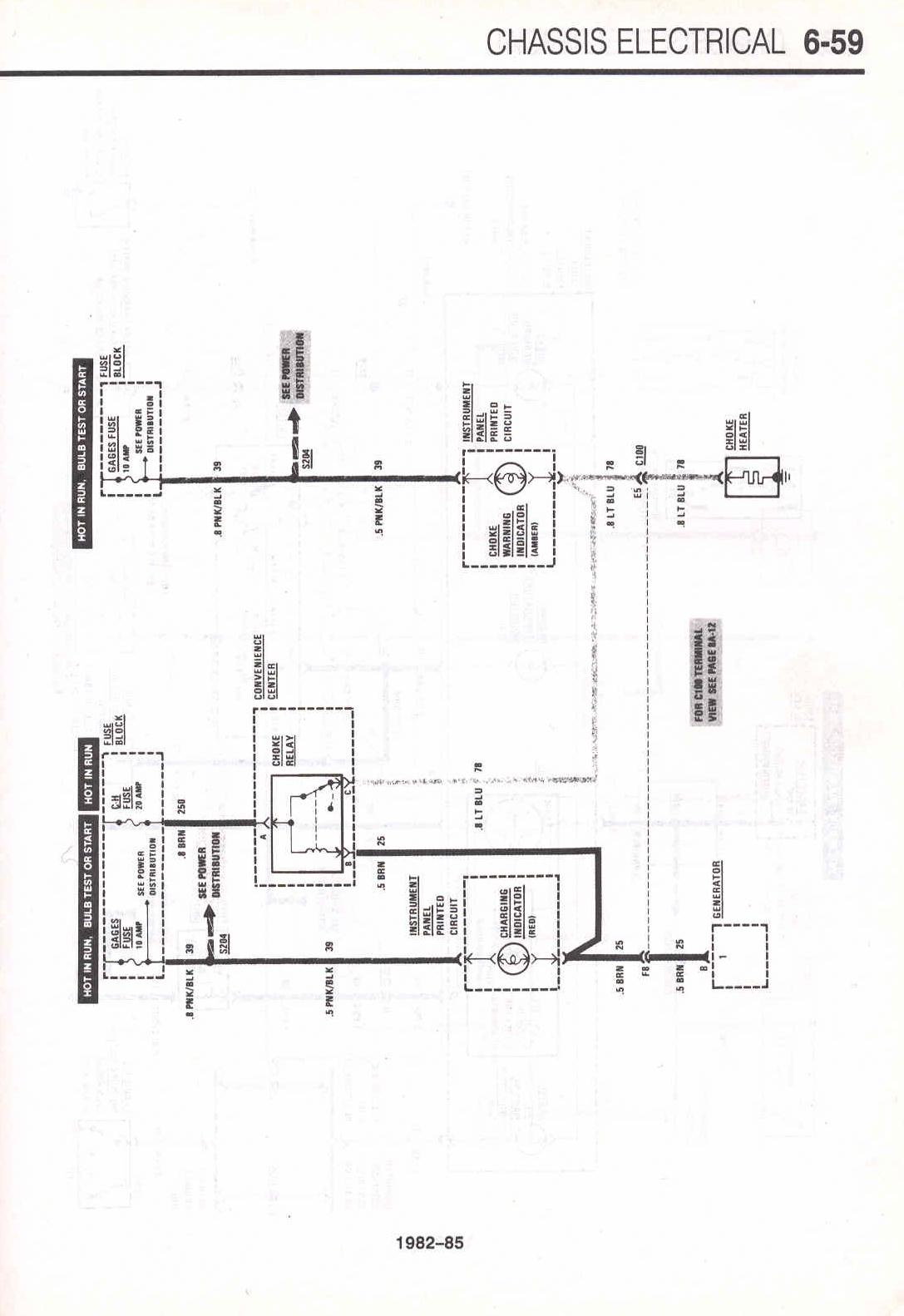 1986 Gmc Electric Choke Wiring Diagram : 38 Wiring Diagram