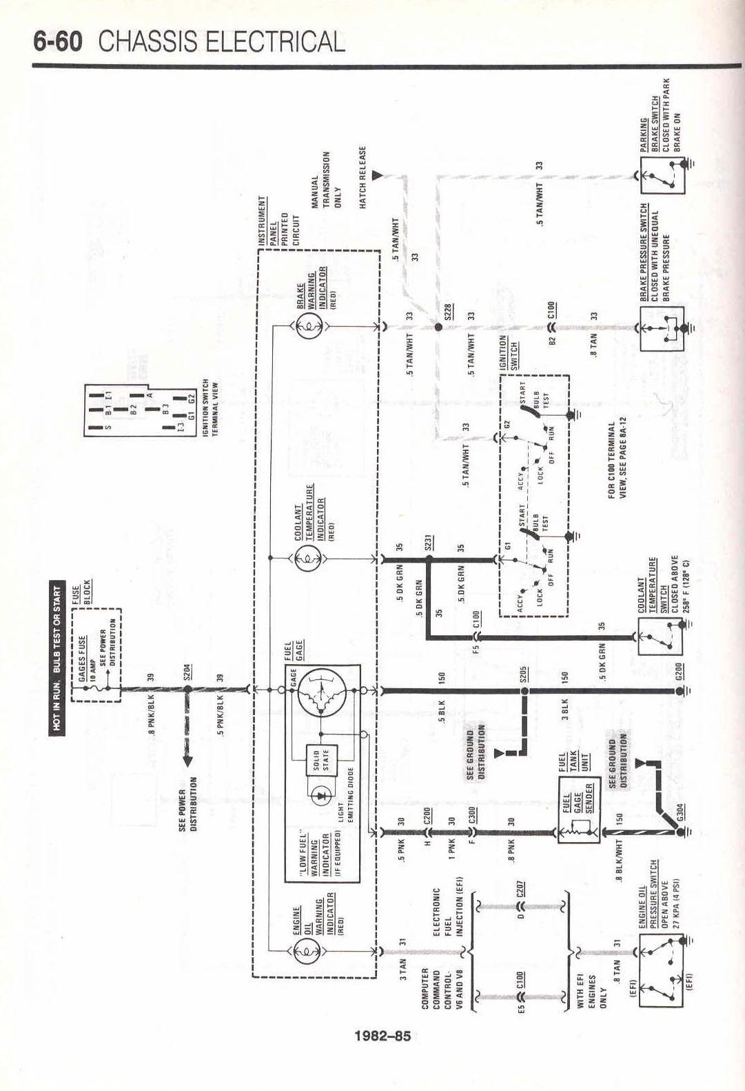 hight resolution of 1981 corvette fuse panel diagram
