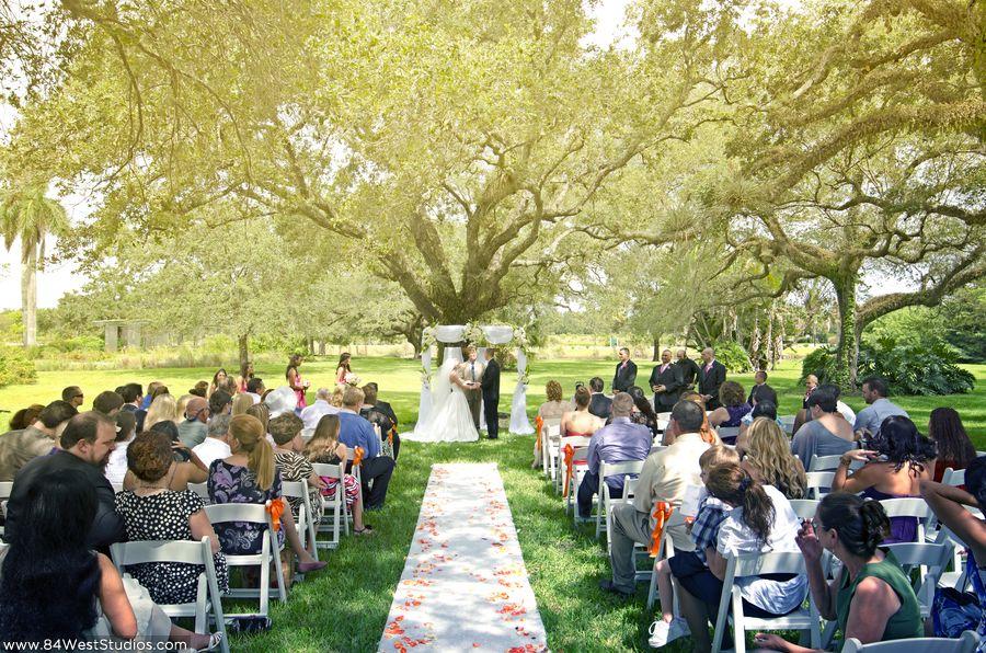 Maria  Austins Outdoor Wedding at Long Key Nature Center  84 WEST STUDIOS South Florida Events