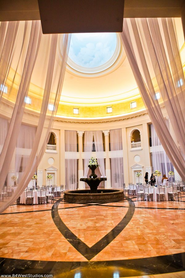 Emilia  Davids Wedding Photography  Flowers at the Westin Colonnade Coral Gables  84 WEST
