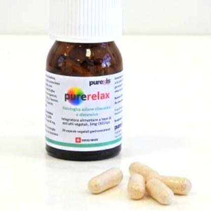 Purerelax, 30 capsules