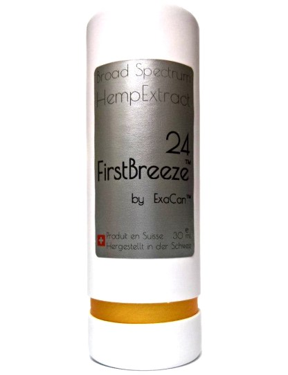 24 FirstBreeze™ Paper Tube