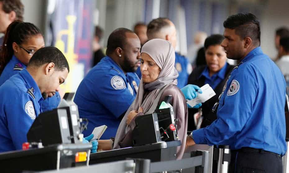 TSA Searching Electronic Devices on Domestic Flights
