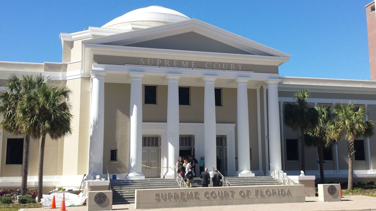 Candidates line up for Florida Supreme Court appointments