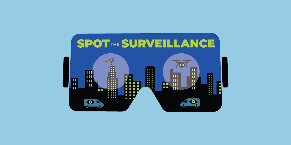 EFF Unveils Virtual Reality Tool To Help People Spot Surveillance Devices in Their Communities