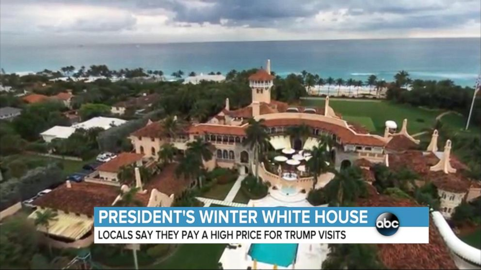 Mar-a-Lago Intruder May Face National Security Case
