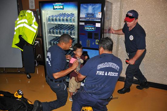 Vending Machine Rescue Petrosky Elementary Winkleman