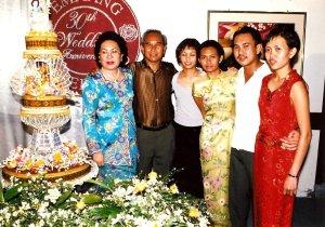 Menteri Jabu Wedding Anniversary - resized