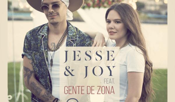 A las 3 AM Jesse & Joy junto a Gente de Zona nos ponen a bailar