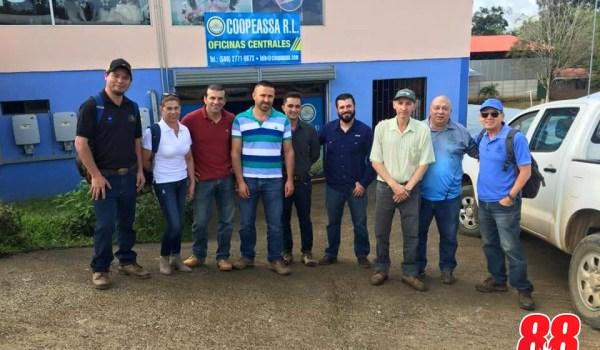 Crédito de 400 millones de colones beneficiará a 300 agricultores de Pérez Zeledón