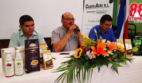 CoopeAgri R.L con proyecto de   re activación de la caficultura nacional