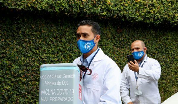 15 puestos vacunatorios funcionarán esta semana contra el COVID-19 en Pérez Zeledón