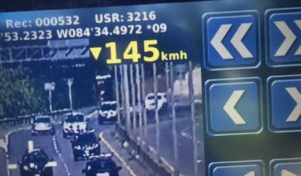 Primer cuatrimestre del año cerró con 26 muertos más en carretera, respecto al 2020