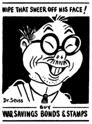 Was Dr. Seuss a Racist?
