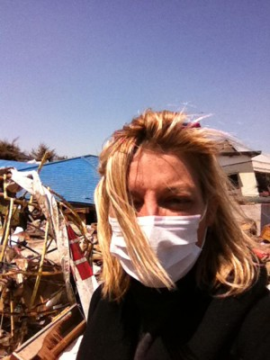 8Questions with Lucy Walker, Director of The Tsunami and the Cherry Blossom