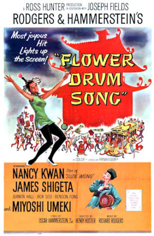 8 Random Facts: Flower Drum Song