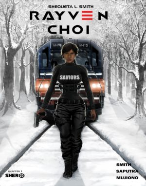 "8Books Review: ""Rayven Choi"" by Shequeta L. Smith"