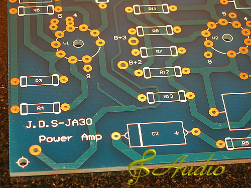 Amplifiers Or Amplifier End Of A Power Amplifier Circuit Circuit Over