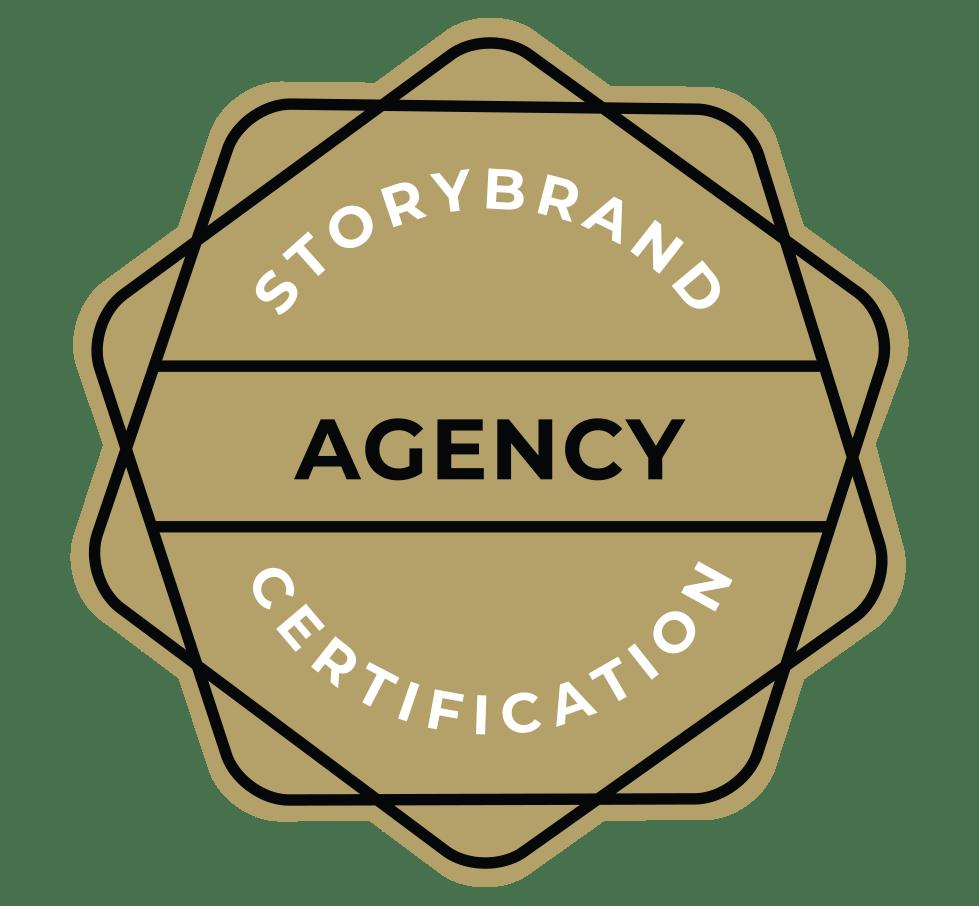 StoryBrand Agency Badge