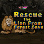 Knf Rescue the Lion From Forest