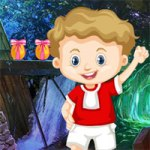 Games4King Cute Naughty Boy Rescue