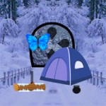 Games2rule Snow River Forest Escape