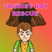 G2J Rescue The Tourist Boy From Cave