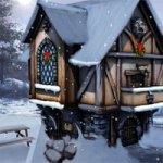 Ena The Frozen Sleigh-Stan Bug House Escape