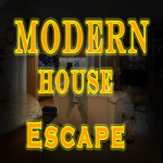 8b Modern House Escape