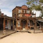 Abandoned Pioneertown Escape
