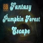 8b Fantasy Pumpkin Forest Escape