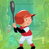 G4K Baseball Player Escape
