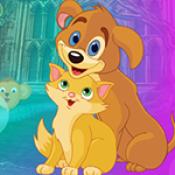 G4K Pet Friends Escape